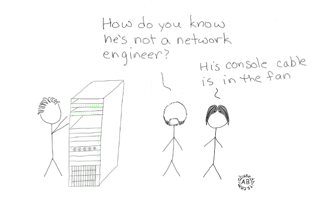Network, Engineer