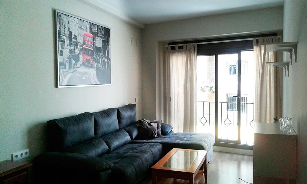 Estudio Honorio Aguilar - Edificio de viviendas en alquiler, Plaza de las Monjas (Huelva)