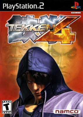 Tekken 4 PS2 GAME ISO