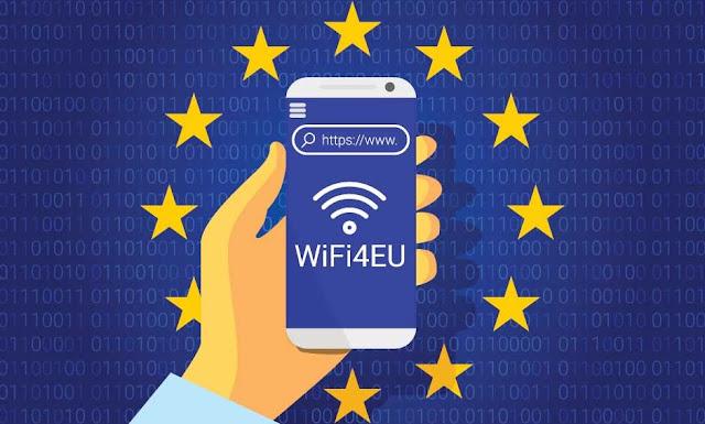 Οι Δήμοι της Αργολίδας θα λάβουν κουπόνι WiFi4EU και θα προσφέρουν ελεύθερη πρόσβαση στο διαδίκτυο