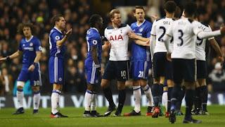 اهداف مباراة تشيلسي وتوتنهام 2-1 اليوم 24/1/2019 كأس الرابطة الإنجليزية Chelsea vs Tottenham