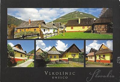 Unesco world heritage Slovakia