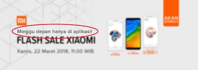 Trik Cara Ikut Flash Sale Lazada Dari Aplikasi Android Terbaru