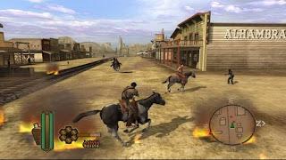 GUN ( Simulasi CowBoy )