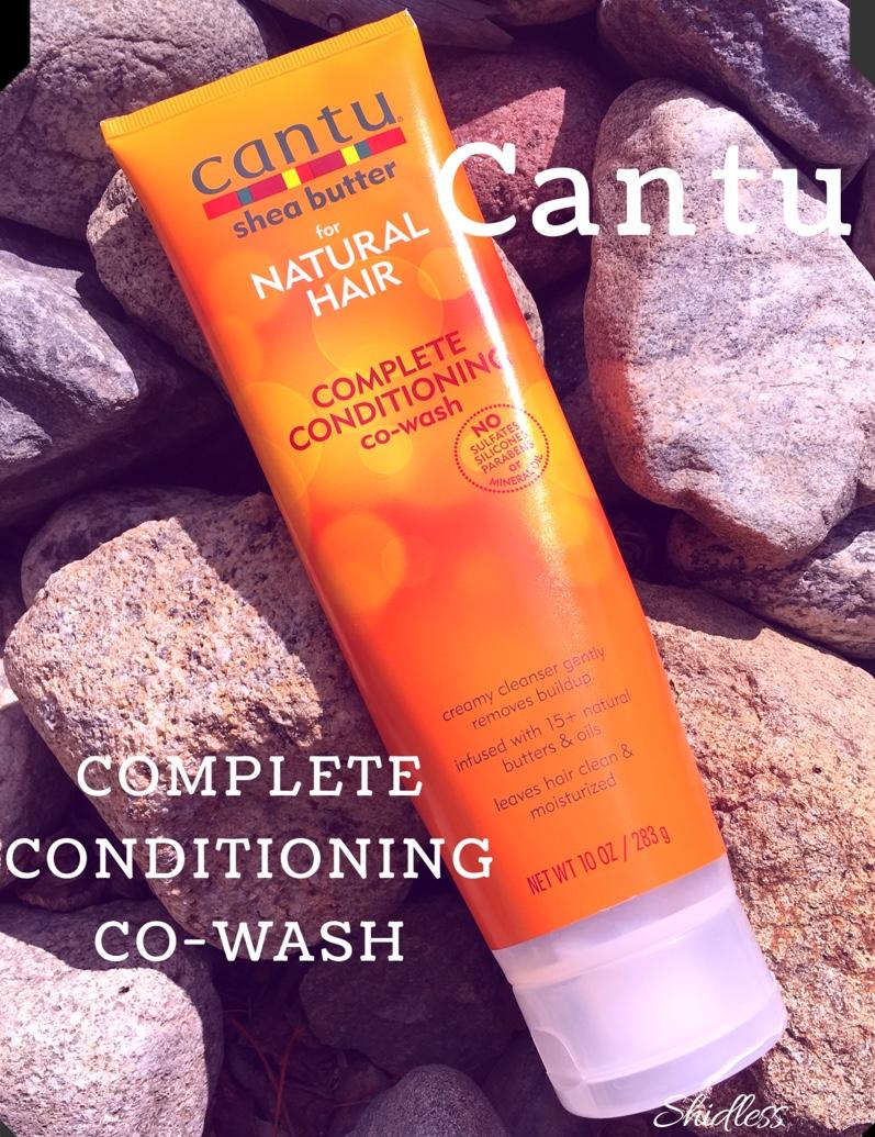 Cantu complete conditioning CO-wash, odżywka z nazwy do mycia - recenzja #7