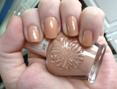 Paul & Joe Tigress nail enamel