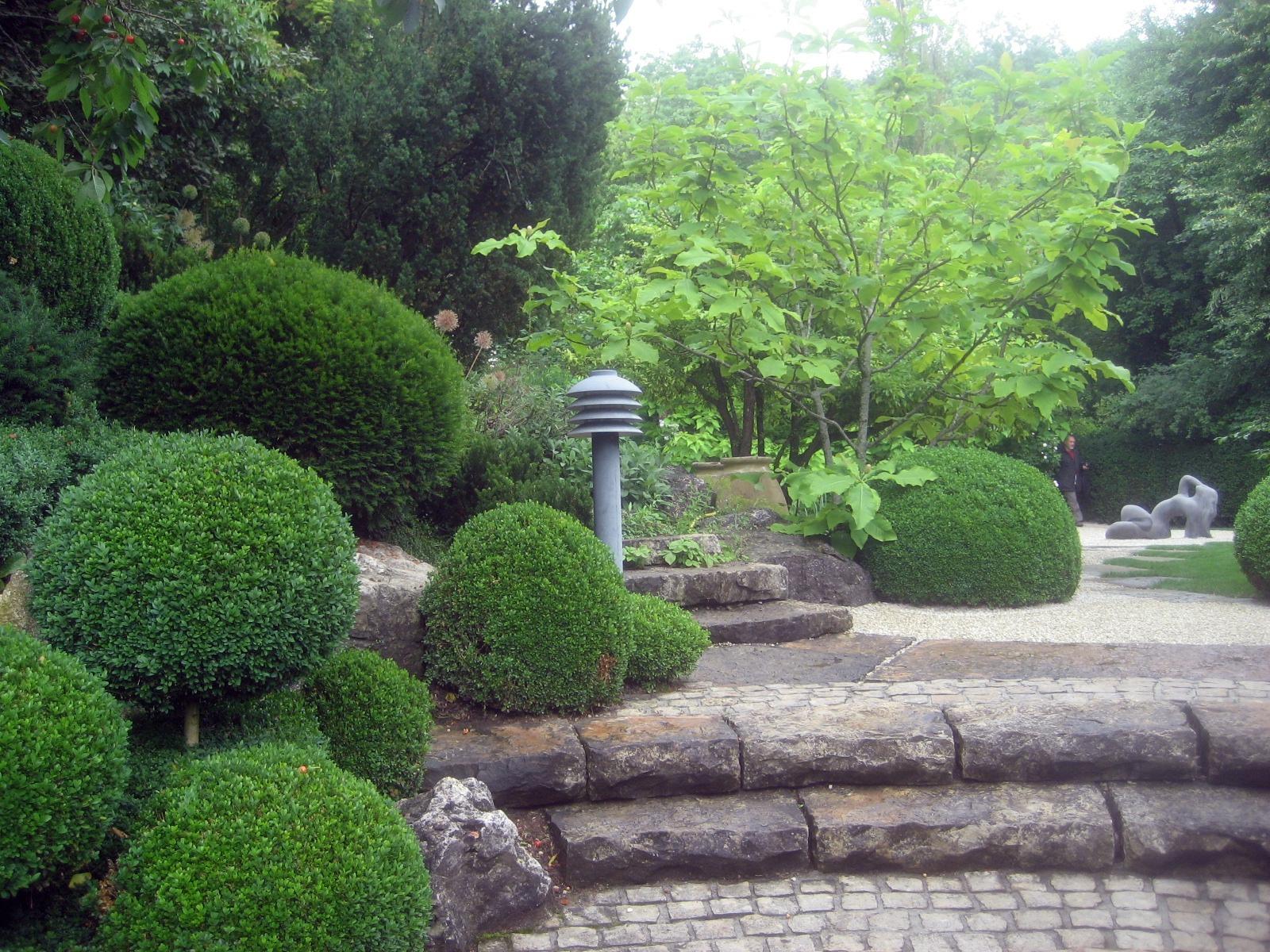 Marie Simone Professor Doschkas Garten In Dettingen
