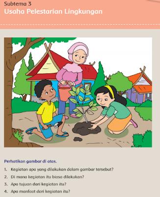 Subtema 3 Usaha Pelestarian Lingkungan - www.simplenews.me