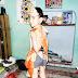 Menino com cauda de 30 cm é adorado como deus na Índia