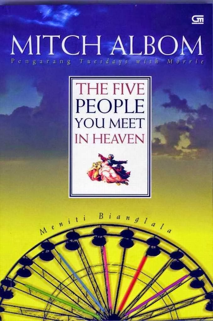 review about the five people you meet in heaven