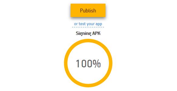 cara membuat app di android