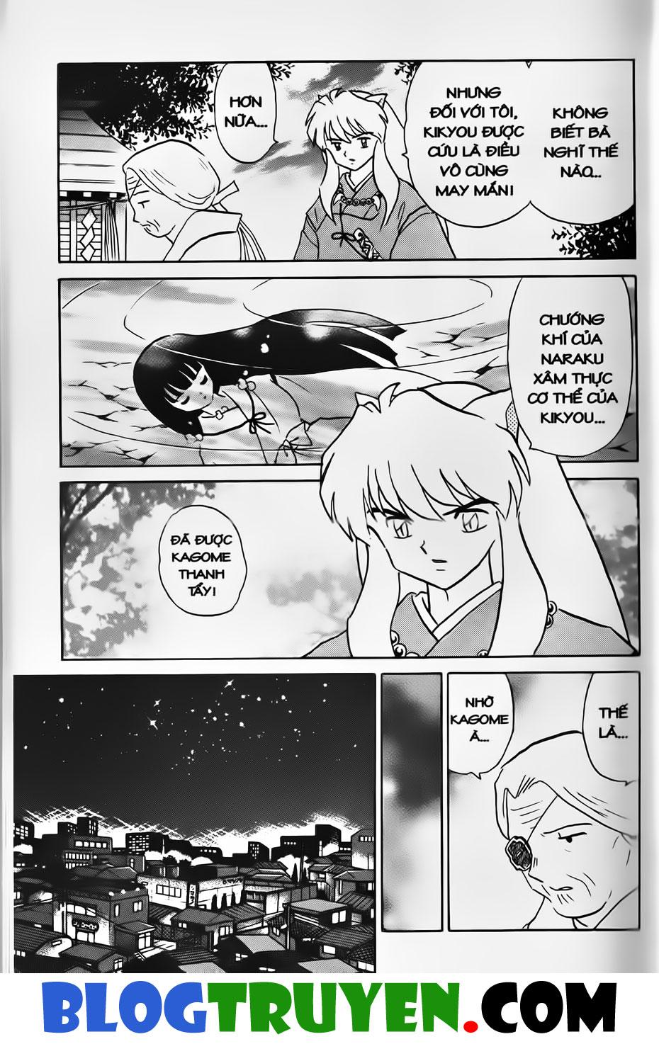 Inuyasha vol 34.4 trang 4