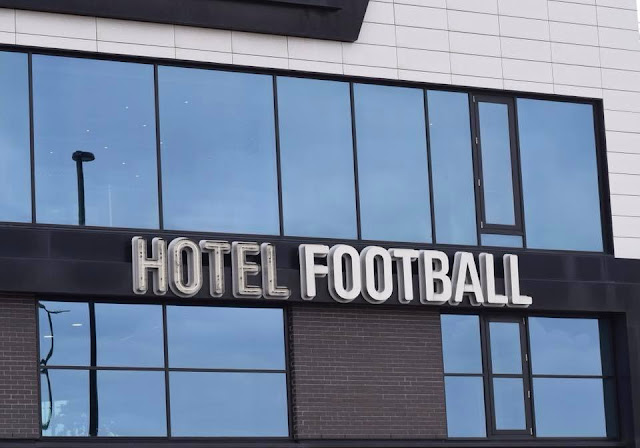 Hotel Football, Old Trafford, Manchester