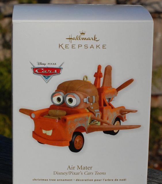 Disney Musings: Flea Market Finds: Air Mater Hallmark Ornament