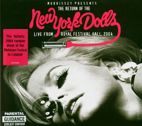 The New York Dolls' Live From Royal Festival Hall, 2004