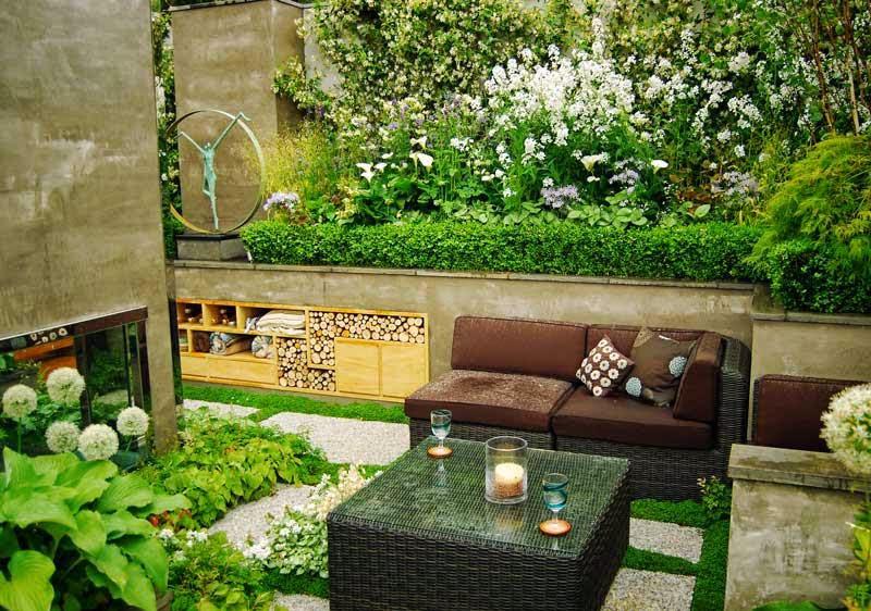 Jak Urządzić Mały Ogród W Moim Ogrodzie