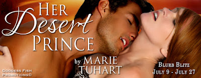 Book Blitz: Her Desert Prince by Marie Tuhart - Virtual Book Tour