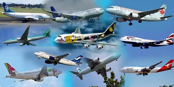 Daftar Maskapai Penerbangan di Amerika Selatan