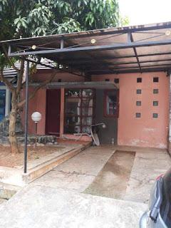 Dikontrakkan Rumah The Address Cibubur