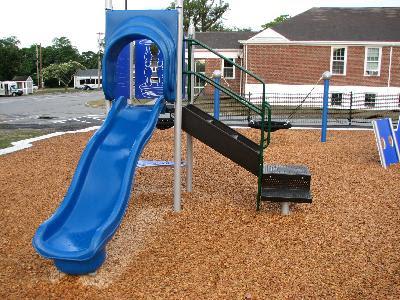 Slide Field of Dreams Eastham