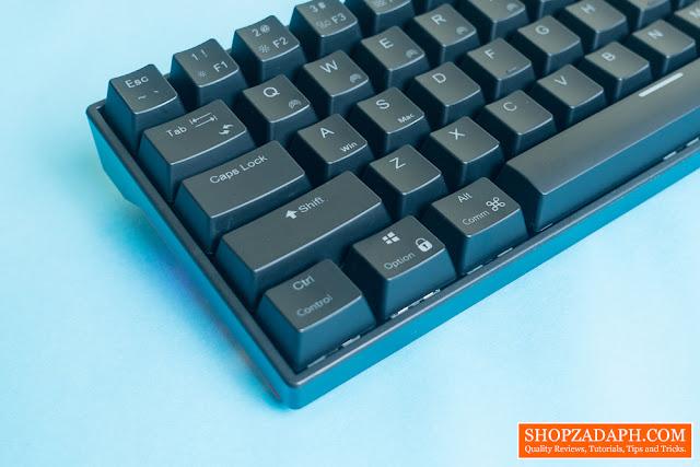 71 key keyboard