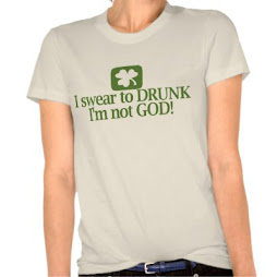 I swear to Drunk I'm not God | Funny T-Shirt