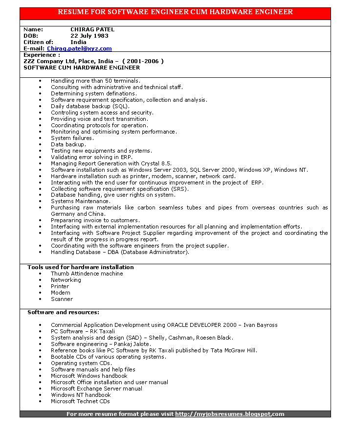 best resume maker for iphone