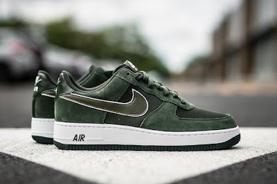 39b513f35aea77 This season s Nike Air Force 1 Low lineup includes a series of drops that  share a similar profile  suede overlays