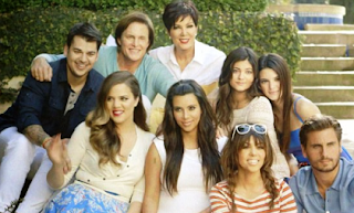 Bruce Jenner and Family