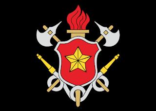 Cbmerj corpo de bombeiros militar do estado do rio de janeiro Logo Vector