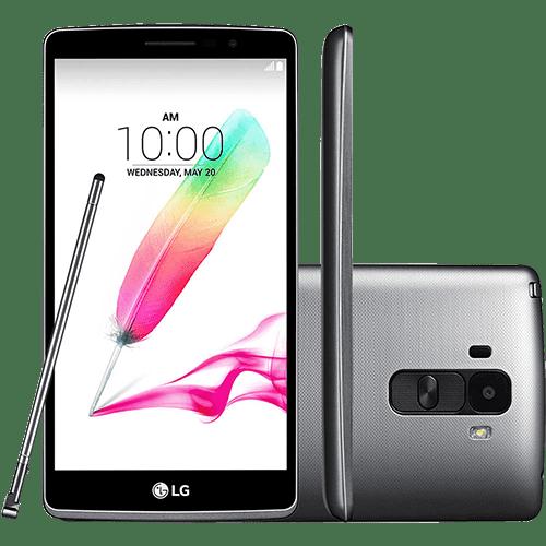 Smartphone LG G4 Stylus 4G: As melhores selfies com câmera frontal 5mp
