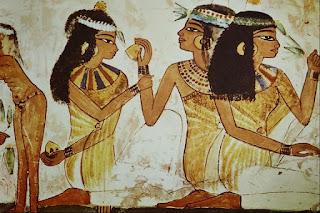 قيمه الاسرة والمرأة فى المجتمع المصري القديم