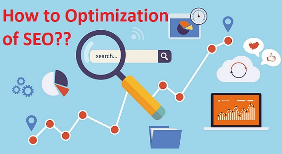 How to Optimization of SEO