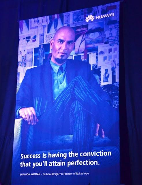 Shaldon Kopman - Brand Ambassador - Huawei #thelifesway