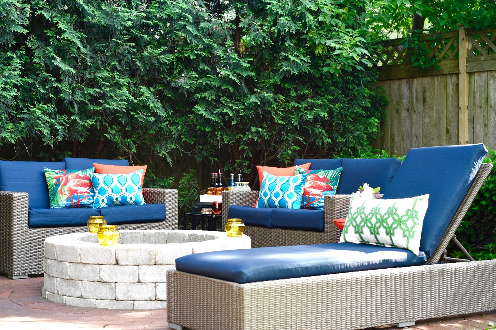 Decorating Ideas For Outdoor Spaces - Home with Keki