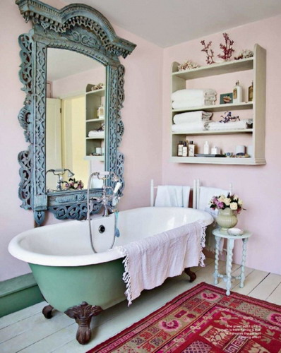 Amazing Rustic Bathroom Ideas To Help Transform The Bathroom Into