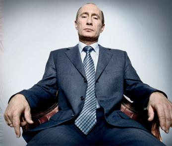 Vladimir Putin World's Richest Man