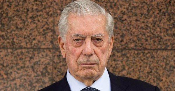 """Vargas Llosa no cree en elecciones de Venezuela: """"Casi imposible"""" que recupere la democracia pacíficamente"""