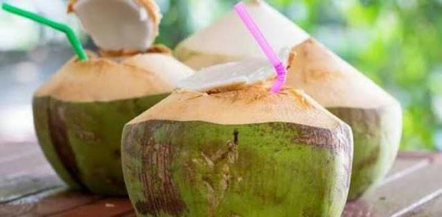 minuman air kelapa
