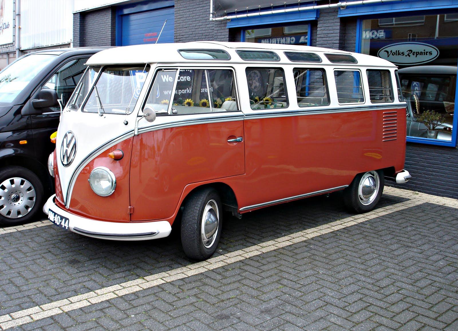 legendary cars volkswagen transporter t1 1950 1967. Black Bedroom Furniture Sets. Home Design Ideas