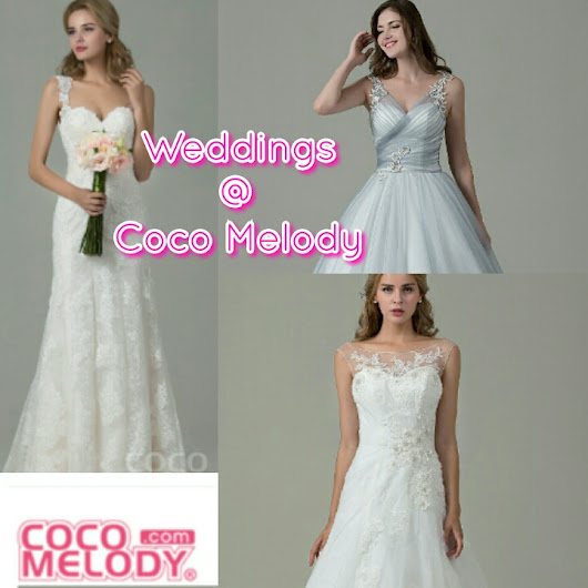 The Fashion Post | Weddings @ Coco Melody  | XxxLoveIsBeautyxxX