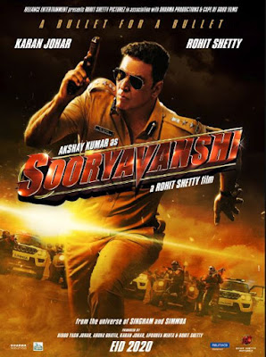 Sooryavanshi First Look, Sooryavanshi Movie Akshay Kumar Looks