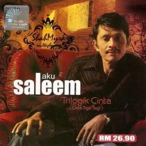 Cinta Tiga Segi – Saleem