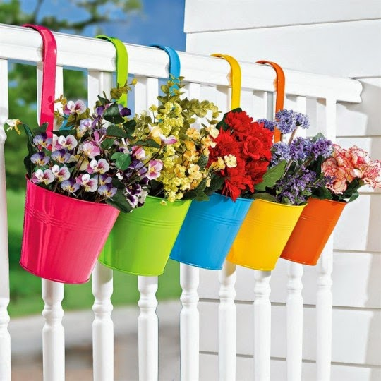 Balcony Handrail Planter Image Via Wonderfulengineering