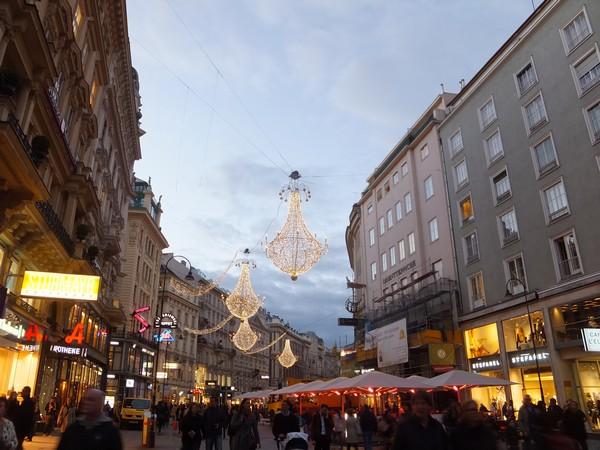 Vienne Vienna Wien graben