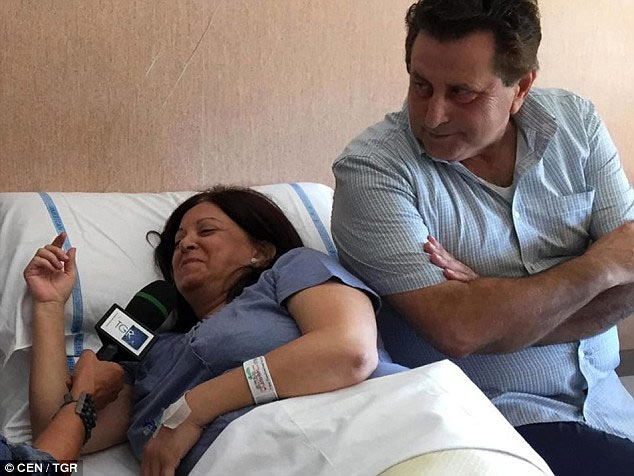 Woman gives birth at 61, becomes oldest nursing mother in written history