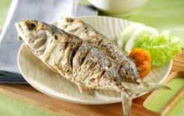 Resep Masakan Ikan Kembung Masak Tauco