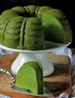 resepi kek lumut