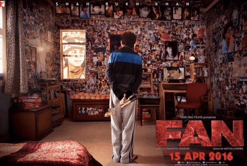 FAN Hindi Movie Teaser (2016)