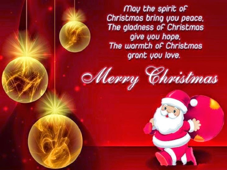 Merry Christmas 2015 Images with Quotes High Resolution